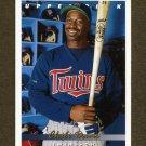 1993 Upper Deck Baseball #239 Chili Davis - California Angels