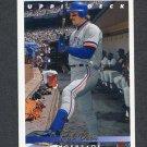 1993 Upper Deck Baseball #217 Rob Deer - Detroit Tigers