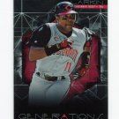 2015 Finest Generations Baseball #FG07 Barry Larkin - Cincinnati Reds