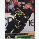 1993-94 Ultra Hockey #180 Richard Matvichuk - Dallas Stars