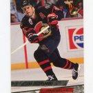 1993-94 Ultra Hockey #167 Brad Shaw - Ottawa Senators