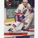 1993-94 Ultra Hockey #034 Patrick Flatley - New York Islanders