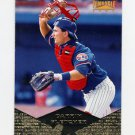 1997 Pinnacle Baseball #135 Darrin Fletcher - Montreal Expos