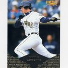 1997 Pinnacle Baseball #129 Mark Loretta - Milwaukee Brewers