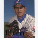 2000 Skybox Baseball #224 Tony Armas Jr. - Montreal Expos