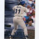 2000 Skybox Baseball #197 Daryle Ward - Houston Astros