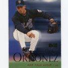 2000 Skybox Baseball #093 Rey Ordonez - New York Mets