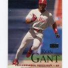 2000 Skybox Baseball #020 Ron Gant - Philadelphia Phillies
