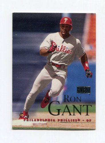 2000 Skybox Baseball #020 Ron Gant - Philadelphia Phillies