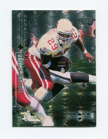 1998 Black Diamond Rookies Football #002 Adrian Murrell - Arizona Cardinals