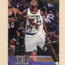 1996-97 Fleer Basketball #255 Popeye Jones - Toronto Raptors