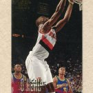 1996-97 Fleer Basketball #242 Jermaine O'Neal RC - Portland Trail Blazers