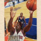 1996-97 Fleer Basketball #225 Larry Johnson - New York Knicks