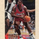 1996-97 Fleer Basketball #201 Rodney Rogers - Los Angeles Clippers