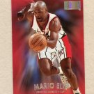 1997-98 Skybox Premium Basketball #081 Mario Elie - Houston Rockets