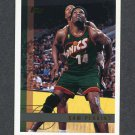 1997-98 Topps Basketball #064 Sam Perkins - Seattle Supersonics