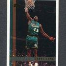 1997-98 Topps Basketball #009 Grant Long - Detroit Pistons