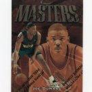 1997-98 Finest Basketball #269 Joe Dumars B - Detroit Pistons