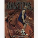 1997-98 Finest Basketball #179 Larry Johnson B - New York Knicks