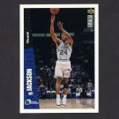1996-97 Collector's Choice Basketball #036 Jim Jackson - Dallas Mavericks