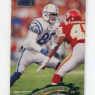 1997 Stadium Club Football #225 Marvin Harrison - Indianapolis Colts