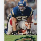1997 Stadium Club Football #001 Junior Seau - San Diego Chargers