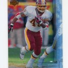 2000 Upper Deck Football #215 Stephen Davis - Washington Redskins