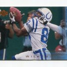2000 Upper Deck Football #092 Terrence Wilkins - Indianapolis Colts