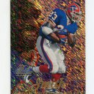 1998 Flair Showcase Football Row 1 #014 Antowain Smith - Buffalo Bills