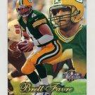 1998 Flair Showcase Football Row 2 #001 Brett Favre - Green Bay Packers