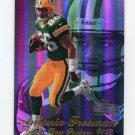 1998 Flair Showcase Football Row 3 #074 Antonio Freeman - Green Bay Packers