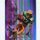 1998 Flair Showcase Football Row 3 #061 Robert Brooks - Green Bay Packers