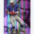 1998 Flair Showcase Football Row 3 #048 Warren Moon - Seattle Seahawks