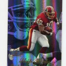 1998 Flair Showcase Football Row 3 #035 Skip Hicks - Washington Redskins