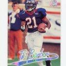 1997 Ultra Football #175 Tiki Barber RC - New York Giants
