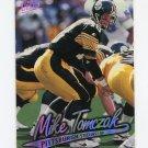 1997 Ultra Football #092 Mike Tomczak - Pittsburgh Steelers