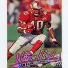 1997 Ultra Football #051 William Floyd - San Francisco 49ers