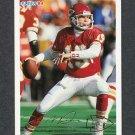 1994 Fleer Football #226 Joe Montana - Kansas City Chiefs