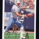 1994 Fleer Football #192 Greg Montgomery - Houston Oilers