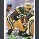 1994 Fleer Football #177 Wayne Simmons - Green Bay Packers