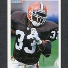 1994 Fleer Football #094 Leroy Hoard - Cleveland Browns