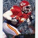 1996 Metal Football #063 Tamarick Vanover - Kansas City Chiefs