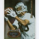 1995 Playoff Prime Football #117 Mark Carrier - Carolina Panthers