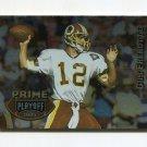 1995 Playoff Prime Football #111 Gus Frerotte - Washington Redskins
