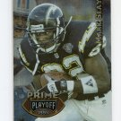 1995 Playoff Prime Football #110 Mark Seay - San Diego Chargers