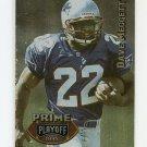 1995 Playoff Prime Football #108 Dave Meggett - New England Patriots