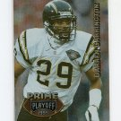 1995 Playoff Prime Football #106 Darren Carrington - Jacksonville Jaguars
