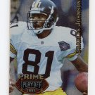 1995 Playoff Prime Football #094 Charles Johnson - Pittsburgh Steelers