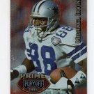1995 Playoff Prime Football #088 Michael Irvin - Dallas Cowboys
