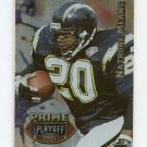 1995 Playoff Prime Football #048 Natrone Means - San Diego Chargers Ex